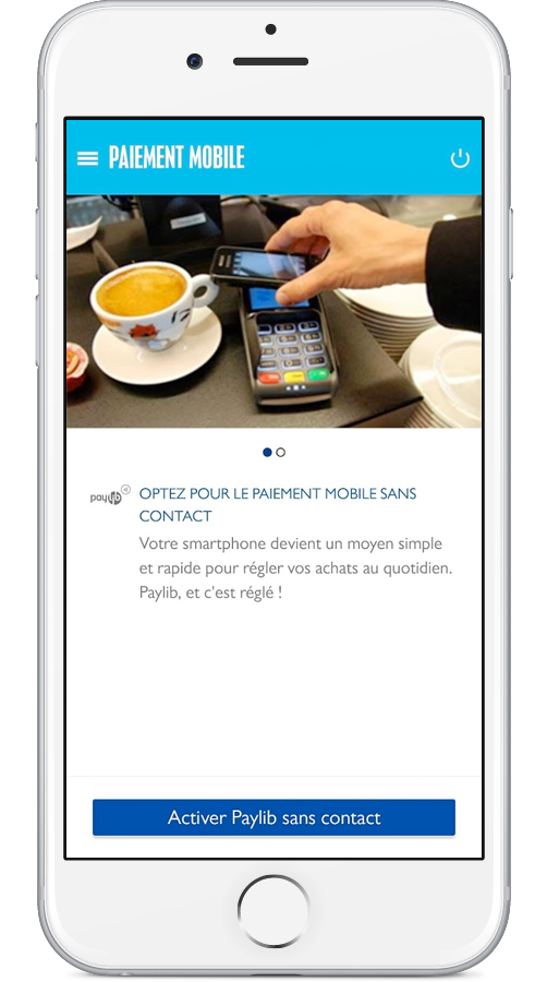 Pay lib - paiement mobile